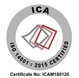 Renew to ISO 14001:2015 version in April 2018