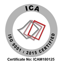 Renew to ISO 9001:2015 version in April 2018